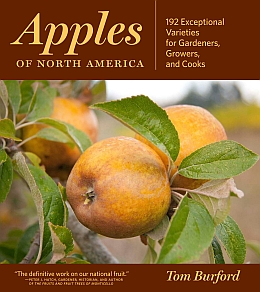 Pre-order a copy of Apples of North America at Amazon.com.