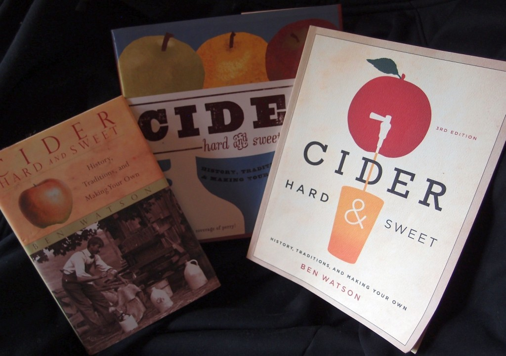 cider, hard & sweet ben watson