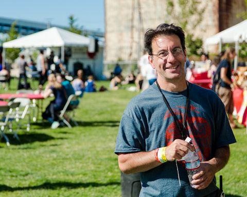 Alan Shapiro - Cider Summit Organizer