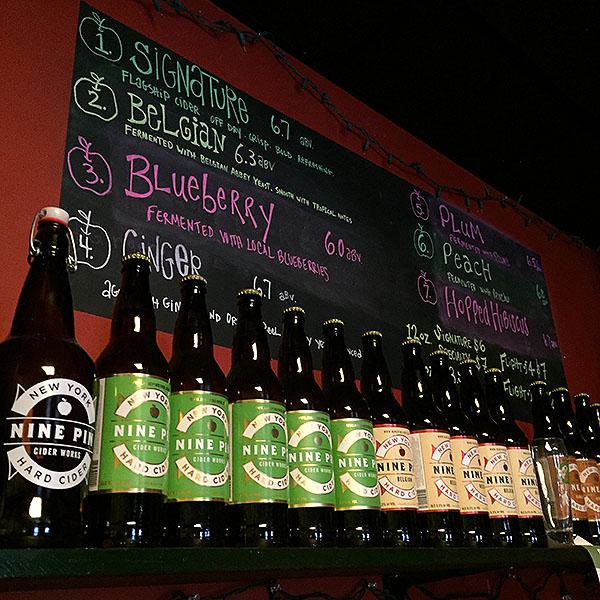 Nine Pin Ciderworks