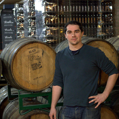 Paul Cade of Broken Nose Cider