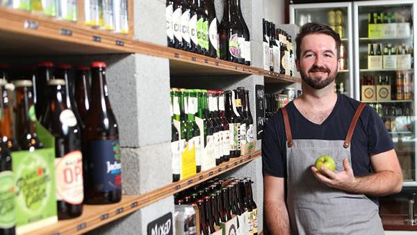 Medhurst & Sons - Sydney Cider Shop