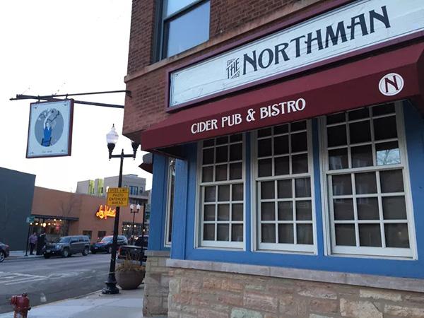 The Northman Cider Pub & Bistro