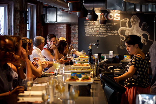 ANXO Cidery & Pinxtos Bar