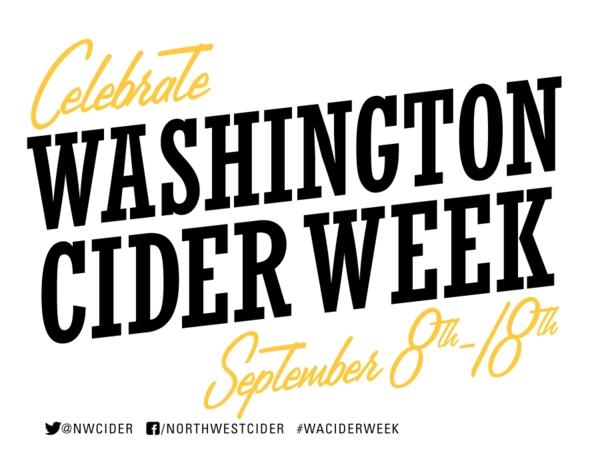 Washington Cider Week 2016