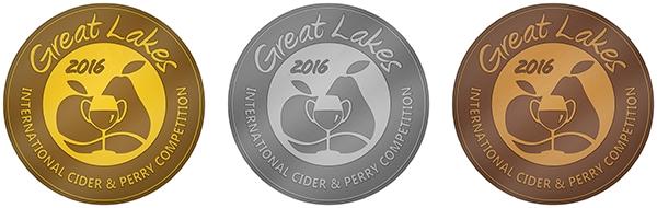 GLINTCAP 2016 Medals