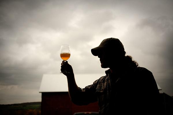 Eric Shatt - Redbyrd Orchard Cider