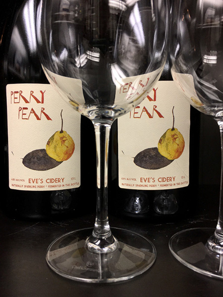 Eve's Cidery - Perry Pear @ Wassail NYC
