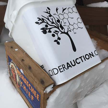 CiderAuction Bucket