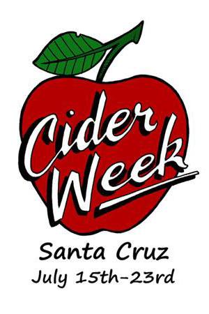 Cider Week in Santa Cruz