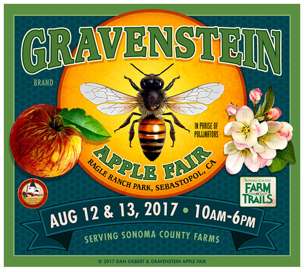 Gravenstein Apple Fair 2017