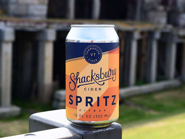 Session Ciders - Shacksbury Spritz