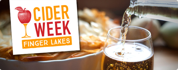 Cider Week Finger Lakes