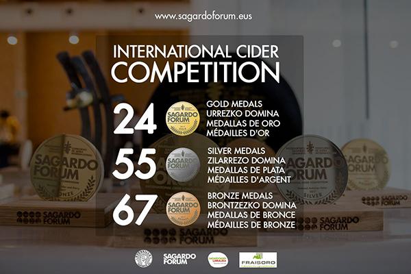 Concurso de Sidra Internacional