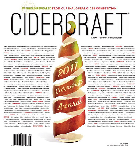 Cidercraft Awards 2017