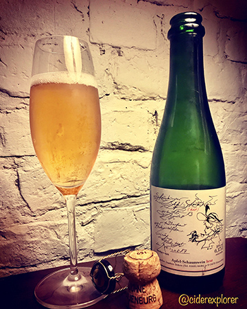 Sparkling Ciders for New Year's Eve