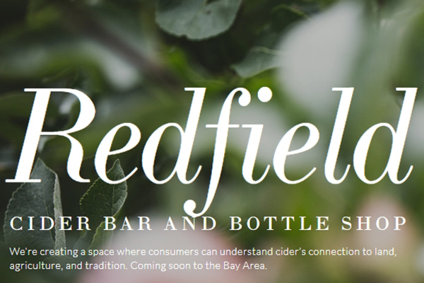 Redfield Cider Bar and Bottle Shop