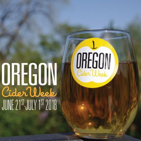 Oregon Cider Week 2018